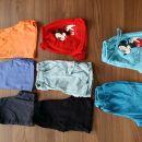 kratke hlače, vel: 5 let