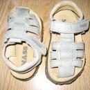 usnjeni sandali 22