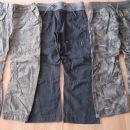110 platnene hlače next