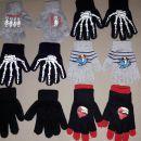 pletene rokavice 104 110 116 122 128