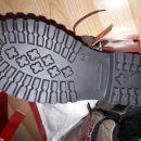 novi usnjeni škornji s'oliver 35 gležnarji
