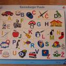 abeceda puzzle ravensburger