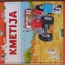knjigica mali radovednež kmetija