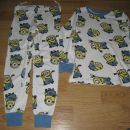 pižama h&m 110-116 minions