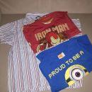 majici 116 srajčka 116 kratki rokavi vse