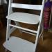 leseni stolček, trip-trap, 20 eur