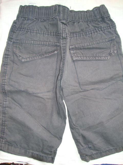Kratke hlače ca 116-122, 3 eur