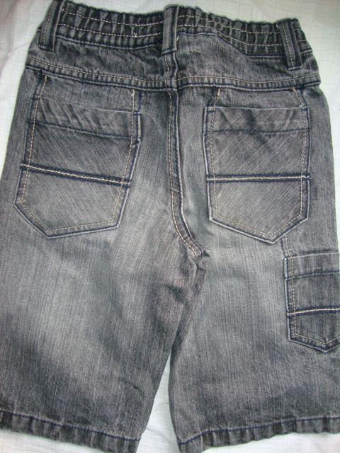 Kratke hlače ca 116-122, 4 eur