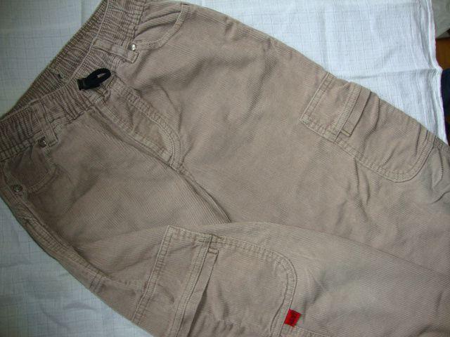 Lenny jeans žametne hlače, 116-122, 4 eur