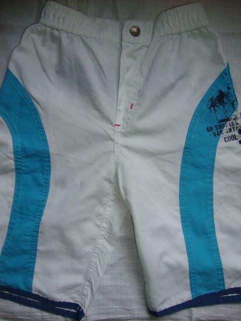 kratke hlače dopodopo 122-128, 2 eur