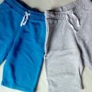 h&m kratke hlače 128-134, 5 eur komplet
