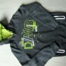 dopodopo pulover, kapucar 134-140, 3 eur