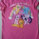majica my little pony 134-140, 3 eur