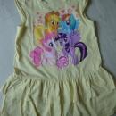 obleka, tunika my little pony 134-140, 4 eur