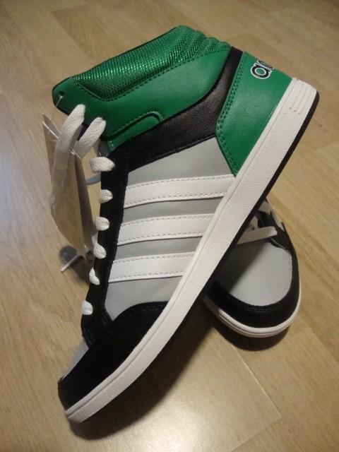 Adidas superge, gležnarji 38 2/3, 20 eur - novi