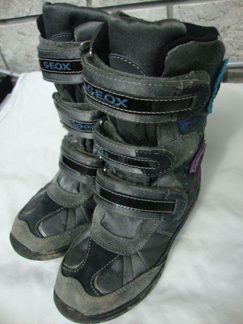 Geox visoki zimski škornji 29, 10 eur