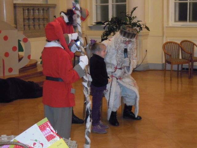 Dedek Mraz - foto