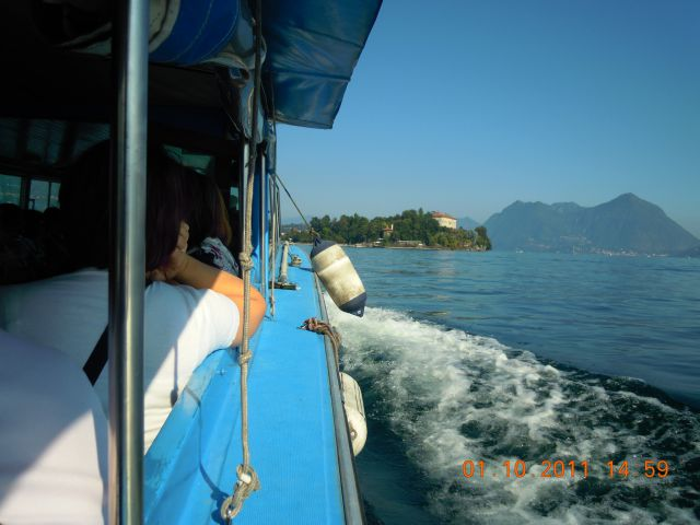 Lago Maggiore,Boromejski otoki,Arona,Milano - foto