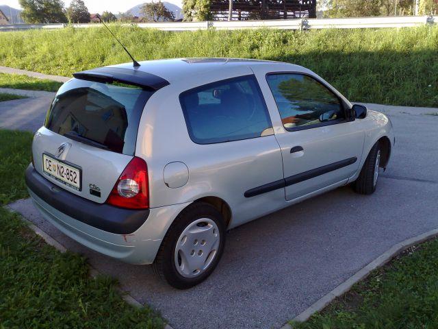 Renault clio 1.5dCi - foto