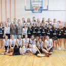 Košarka dekleta 2014/15