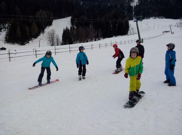 Zimska šola v naravi 2016 - foto