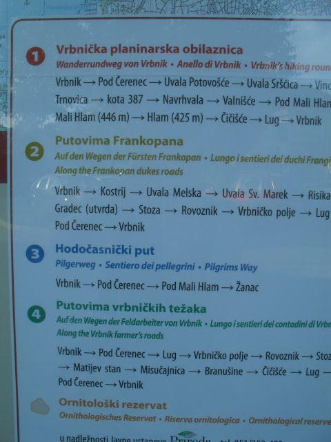 Vrbnik, julij 2011 - foto
