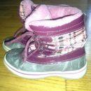 Škornji dekliški, zelo topli, št.31