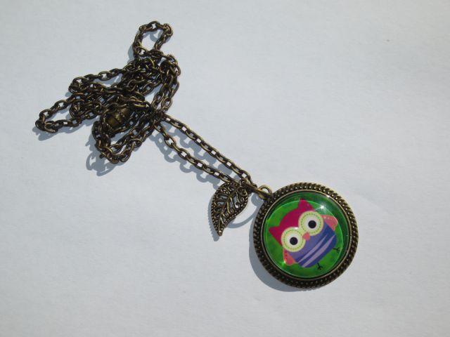 Verižice z medaljoni - foto