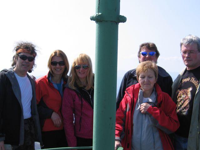 2.4.2011 izlet na Boč - foto