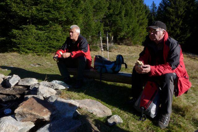 črno jezero 17.nov 2012 - foto