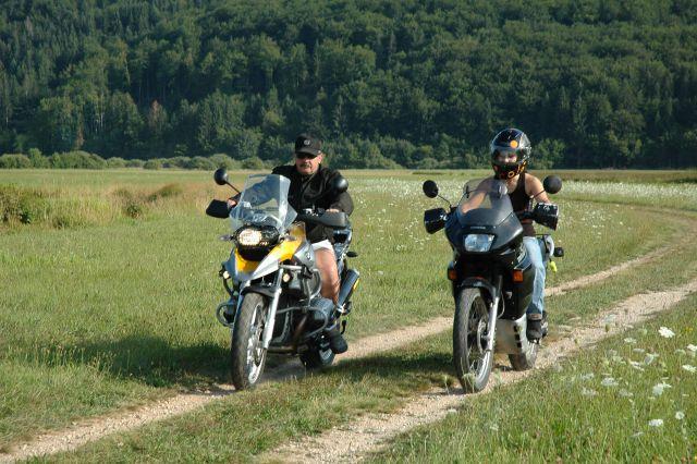 Mal z motorčki... - foto