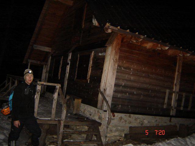 Kredarca-potep po Tamarju( 5.1.13) - foto