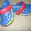 Crocs, kot nove, parkrat obute, 4-5...12eur