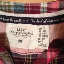H&M bombažna tunika (velikost 110)