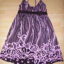 obleka za bodočo mamico v 44 cena 13 eur oblečena 1-2 krat