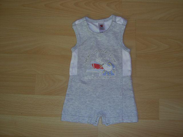 Pajacek kratki c&a v 56 cena 2  eur oblečen 1-2 krat