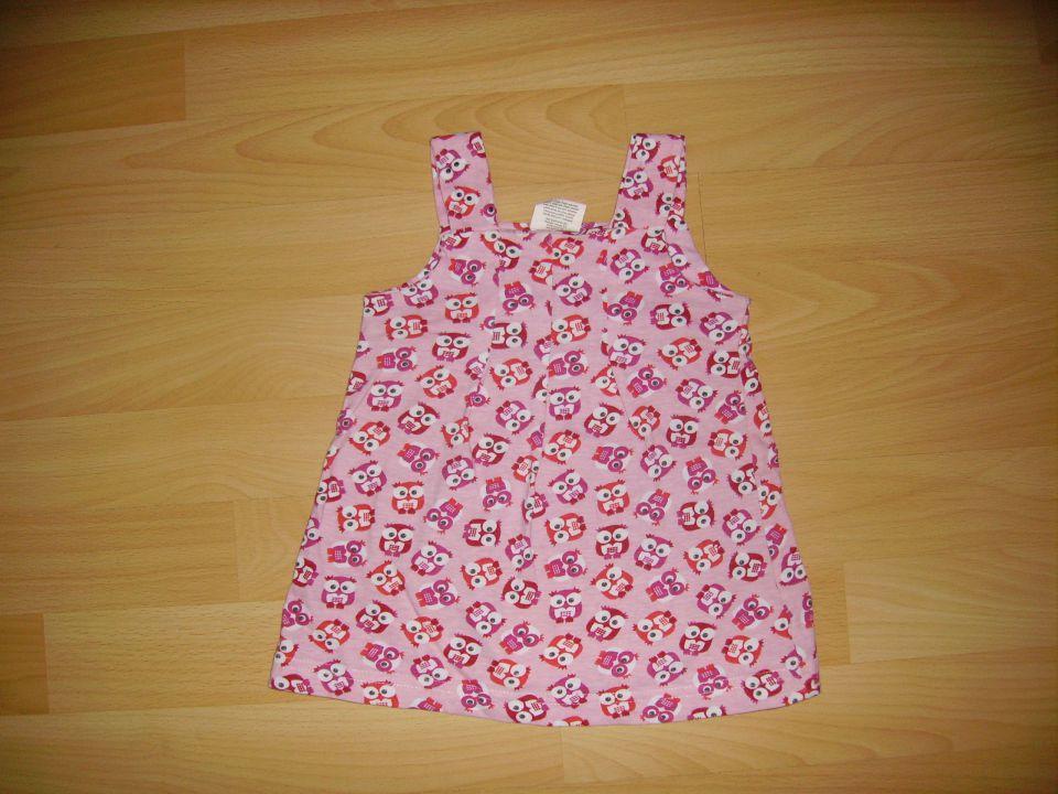 oblekica v 68 cena 3 eur oblečena 2-3 krat
