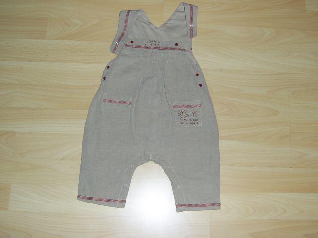Lanene - podložene hlače v 3 - 6 mesecev cena 3 eur