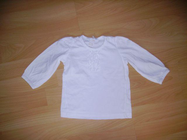 Majčka H&M v 68 cena 2 eur oblečena 1 krat