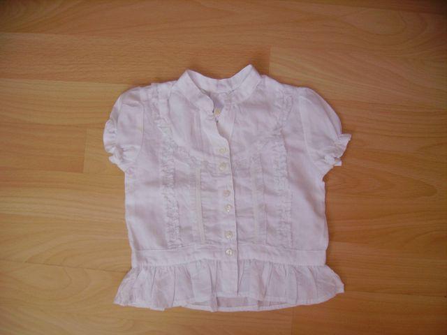 Srajčka BABY MAC v 3- 6 mesecev cena 3 eur - oblečena 1 krat