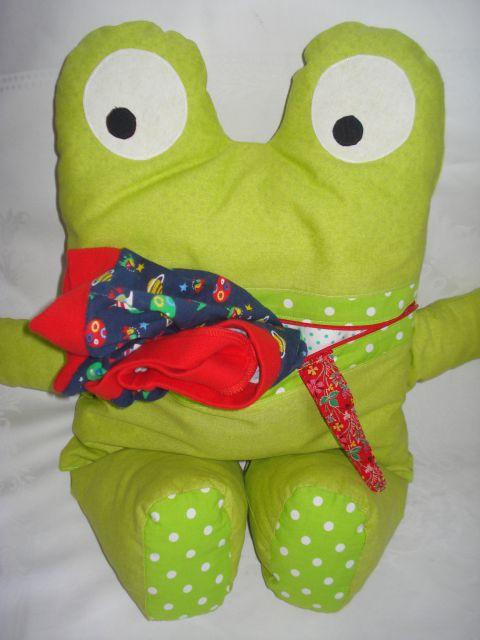 Pižamožer žaba