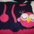 ustvarjanje: ročno pletena kapa, rokavice
