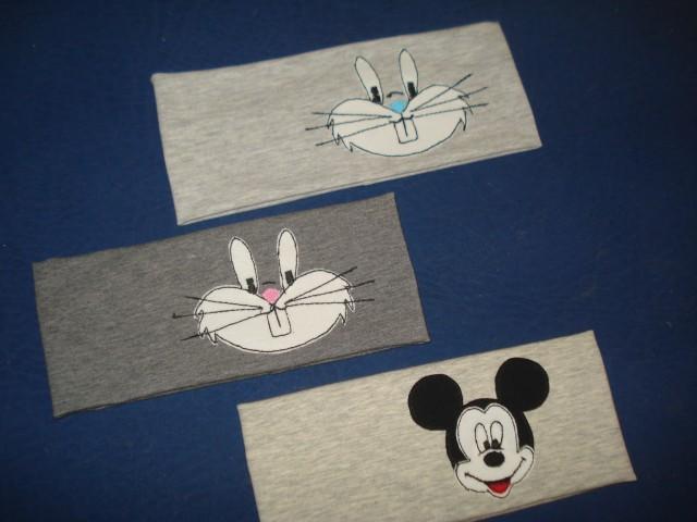 Trak za ušesa Bugs Bunny in Miki miška