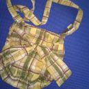 TORBICA KARO iz tekstila, 30x25cm, 4 €