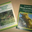 KNJIGI o rastlinah v nem.jeziku, obe 3 €