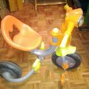 otroški tricikel, poganjalec, 20 eur