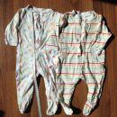 Komplet 2 pižamic st. 74 - 3 € + PPT