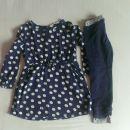 H&M obleka, pajkice OVS 98