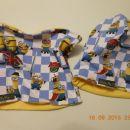 kapica baggi & šalček ovijalček Minions ♡