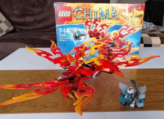 Lego chima feniks